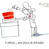 Humor para Restaurante Rivas RR. Un proyecto de Cómic de Miguel Gosálvez Mariño - 23.06.2017