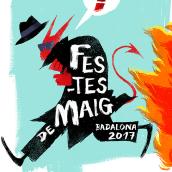 Carteles. Un projet de Design , Illustration, Publicité , et Design graphique de Edu Benavente - 28.06.2017
