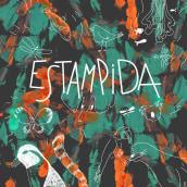 Estampida. A Editorial Design, Education & Illustration project by Verónica Cámara Beviá - 06.15.2017