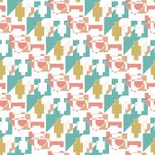 Patterns_ Home. Un progetto di Design, Graphic Design , e Moda di Lorena Fernández García - 01.01.2015