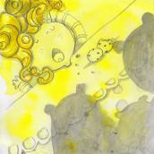 Mi Proyecto del curso: Introducción a la ilustración infantil. Un proyecto de Ilustración de Montse Mazorriaga Moré - 17.07.2017