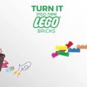 Eco Lego. Un proyecto de Publicidad de creativearmy - 04.08.2017