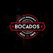 BOCADOS CAFÉ. A Graphic Design project by Gustavo Chourio - 08.06.2017