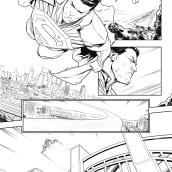 Injustice:GAU - Year Five Annual.. Um projeto de Comic de Xermánico - 01.10.2016