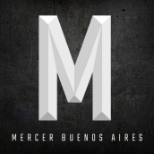 Logo MERCER BUENOS AIRES. A Graphic Design project by Melanie Mercer - 02.09.2017