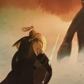 A Monster Call - TALE 1. Un proyecto de 3D, Animación, Postproducción, Cine y Animación de personajes de Hugo García - 20.08.2017