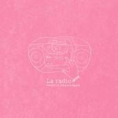 La Radio. A Comic, Editorial Design & Illustration project by Verónica Cámara Beviá - 08.31.2017