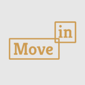 Move In. A Br, ing, Identit, and Design project by Lady Dot. - 08.31.2017