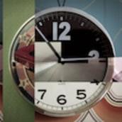 Clock DJ. A Design, Werbung und Kunstleitung project by Alejandro Santiago Zambrano - 05.09.2017