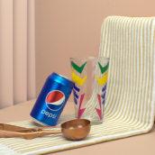 Pepsi Mixes. Um projeto de Animação e Publicidade de Flaminguettes - 01.08.2016