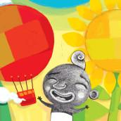 Ilustraciones para Ronda de los suspiros. Un proyecto de Ilustración, Diseño de personajes, Diseño editorial y Diseño gráfico de Abdel de la Campa Escaig - 17.09.2017