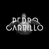 Pedro Carrillo Photography — Branding. A Kunstleitung, Br, ing und Identität und Grafikdesign project by Sara Moreno - 13.10.2014