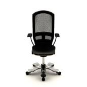 FORMAT 1. Silla de oficina. Un progetto di Design, 3D, Design di mobili, Design industriale , e Product Design di Pablo Lardón - 18.02.2016