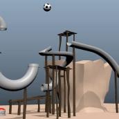 Mi Proyecto del curso: Principios básicos de animación 3D. Un proyecto de 3D y Animación de Hugo García - 03.10.2017