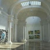 Museo del Carmen, Valencia.. Un proyecto de 3D, Arquitectura, Arquitectura de la información, Postproducción y VFX de Miguel Angel Calvo - 10.05.2016