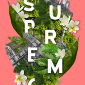 Concurso SUPREMO. A Collage & Illustration project by Lady Dot. - 10.06.2017
