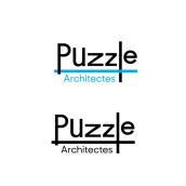 Puzzle architecte. Un proyecto de Dirección de arte, Br e ing e Identidad de Karine Decorpas - 10.10.2017