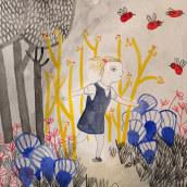 Laura. Un proyecto de Ilustración de Berta Fortet Berne - 06.01.2016