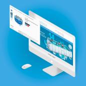Kovyx. Un proyecto de Diseño Web y UI / UX de Vicente Molero - 17.10.2017