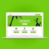 Adventurees. Un proyecto de Diseño Web y UI / UX de Vicente Molero - 17.10.2017