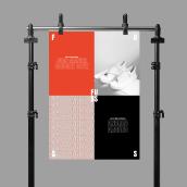 FUSS. Un proyecto de Diseño, Dirección de arte, Br e ing e Identidad de Andrea Arqués - 14.10.2017