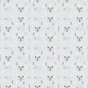 Pattern textil estilo nórdico. Mi Proyecto del curso: Motivos para repetir. Un progetto di Design Pattern di Nagore Ruiz de Arbulo - 22.10.2017