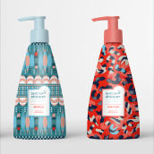 Diseño de Patterns para envases. A Pattern Design, Packaging, and Naming project by Pupa Pupapop - 10.24.2017