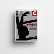 Editorial II. Páginas triples (portadilla + doble). Um projeto de Design editorial de Noir Design - 25.10.2017