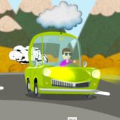 Automòbil. Un progetto di Animazione di Xavier Morron - 03.11.2017