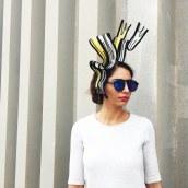ROY LOVE colección de complementos inspirados en la obra de Roy Lichtenstein. A Fashion project by Gabriel Perez Alonso - 07.01.2016