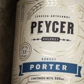 PEYCER // Cerveza Artesanal. A Br, ing und Identität, Grafikdesign und Produktdesign project by Matias Harina - 08.11.2017