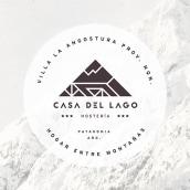 CASA DEL LAGO - Branding. A Br, ing und Identität und Grafikdesign project by Matias Harina - 17.08.2017