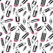 Inktober 2017. A Crafts, Pattern Design & Illustration project by Verónica Cámara Beviá - 10.31.2017