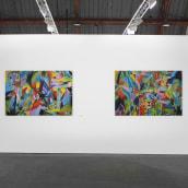Exposición Rumble in the Jungle. Um projeto de Arte urbana de Cecilio Espejo - 11.11.2017