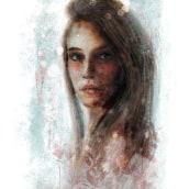 Mi Proyecto del curso: Pinceles y pixeles: introducción a la pintura digital en Photoshop. Un proyecto de Ilustración, Bellas Artes y Pintura de laura_nv - 13.11.2017