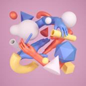 Corporeal. Um projeto de 3D e Ilustração de Serafim Mendes - 21.10.2016