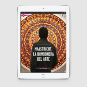 Revistas digitales. Um projeto de Design interativo de Noir Design - 02.12.2017