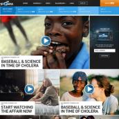 Storm TV. Um projeto de Web design de Six Design - 04.12.2017