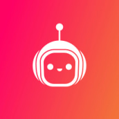 Infografía de funcionamiento  y logotipo de Wanabot (empresa de creación de chatbots). Un proyecto de Ilustración, UI / UX, Br, ing e Identidad, Diseño gráfico, Arquitectura de la información, Marketing, Infografía e Ilustración vectorial de Lidia Lobato LLO - 05.12.2017