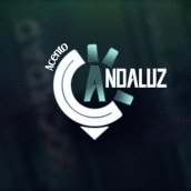 Cabecera 'Acento Andaluz'. Realizada para Ondaluz (Publicaciones del Sur S.A.). Enero 2015. Un progetto di Animazione , e Architettura di Verónica Almodóvar Vega - 20.01.2015