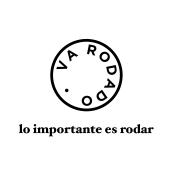 Va Rodado, club social de ciclismo.. Un proyecto de Br, ing e Identidad y Diseño gráfico de Isaac Saucedo Fernandez - 14.05.2017