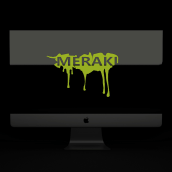 Meraki Gif. Un proyecto de Diseño, 3D, Diseño gráfico, Marketing e Infografía de Sara de Corio - 20.12.2017