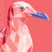 CIRCUITO IBEROAMERICANO DE LA RED. Un progetto di Illustrazione, Direzione artistica, Graphic Design e Illustrazione vettoriale di Ulises Martín Martín - 22.09.2016