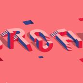 CROSSROADS. Un progetto di Direzione artistica, Br, ing e identità di marca, Progettazione editoriale , e Graphic Design di Ulises Martín Martín - 22.10.2016
