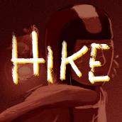 Hike. A Animation & Illustration project by Daniel Jimenez - 01.24.2018