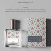 Diseño de Patterns para packaging de perfume. A Packaging, Pattern Design, and Naming project by Pupa Pupapop - 01.25.2018