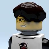 LEGO: Proyecto final de curso.. Un proyecto de 3D de Freddy Lee - 28.01.2017