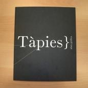 DISEÑO CATÁLOGO. Antoni Tapies. arte contemporáneo.. A Verlagsdesign, Bildende Künste, Grafikdesign, T und pografie project by Manuel J. Morente Morente - 31.01.2018