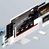 TriCircuit | Un circuito hecho a tu medidda. A Graphic Design, Web Design, and Web Development project by Carlos Villarin Rodriguez - 02.01.2018