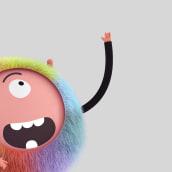 Genial Mente. Editorial Planeta. Un proyecto de Ilustración, 3D, Dirección de arte y Diseño de personajes de Víctor Montes - 03.02.2018